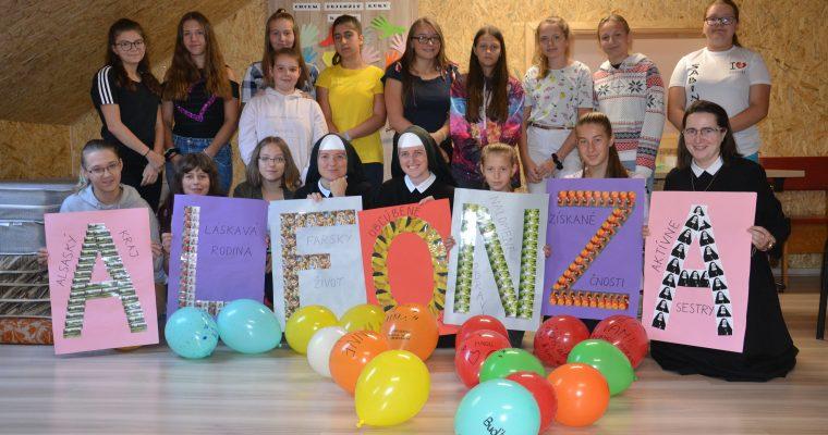 Duchovná obnova dievčat