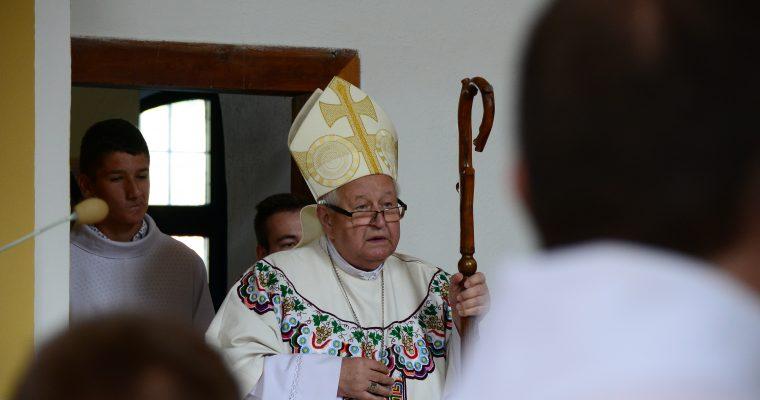 Zomrel otec biskup Štefan Sečka