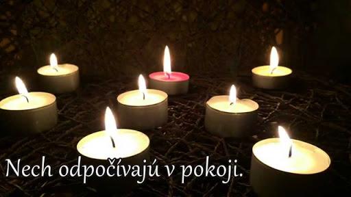 Sv. omše bez účasti veriacich. Odpustky pre zosnulých mimo kostola a cintorína.