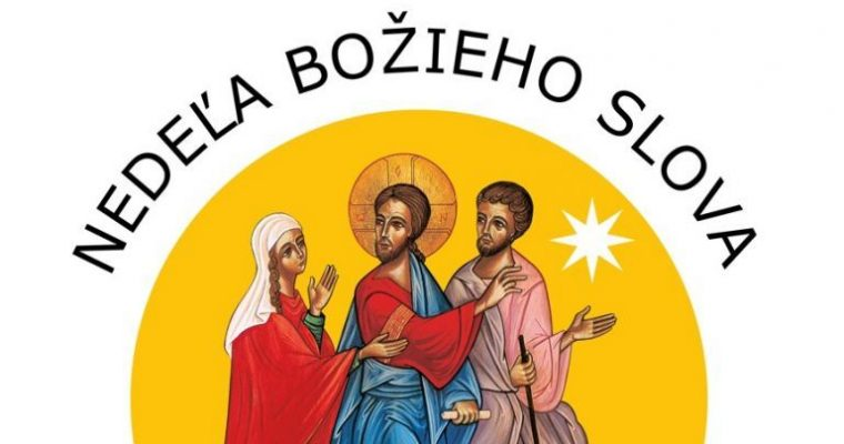 Liturgia domácej cirkvi 3. nedeľa cezročná – Nedeľa Božieho slova