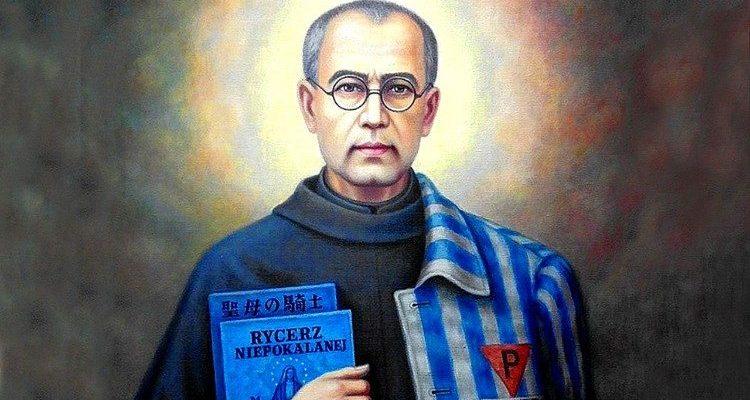 Krížová cesta so sv. Maximilánom Kolbem