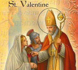 Kto bol svätý Valentín?