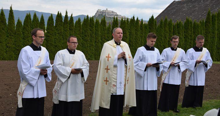Ďakovný list rektora kňazského seminára na Nedeľu Dobrého pastiera