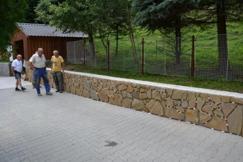 Oporný múr 3